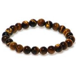 Bracelet Gold Tiger's Eye