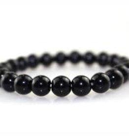 Stone Bracelets Black Obsidian Bracelet
