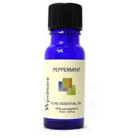 OIL Peppermint 10ml Dripcap 100% WYN