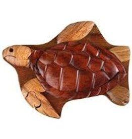 Puzzle Box Sea Turtle HCFT