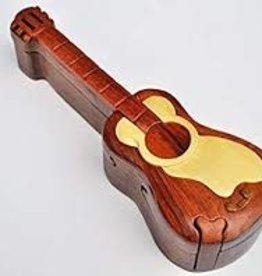 Puzzle Box Guitar HCFT