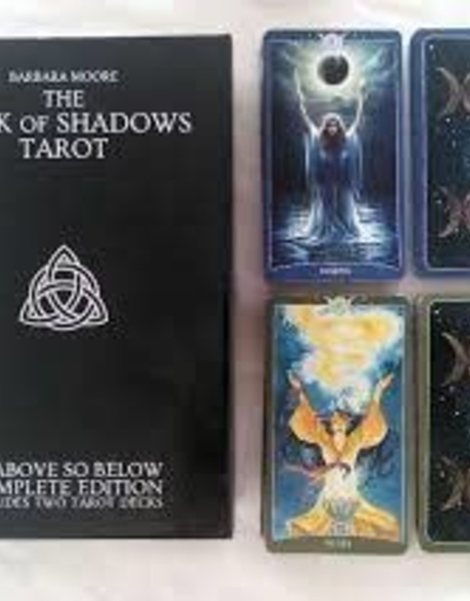 Deck Kit - The Book of Shadows Tarot LLW