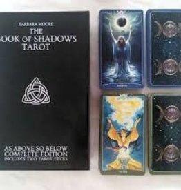 Llewellyn Deck Kit - The Book of Shadows Tarot LLW
