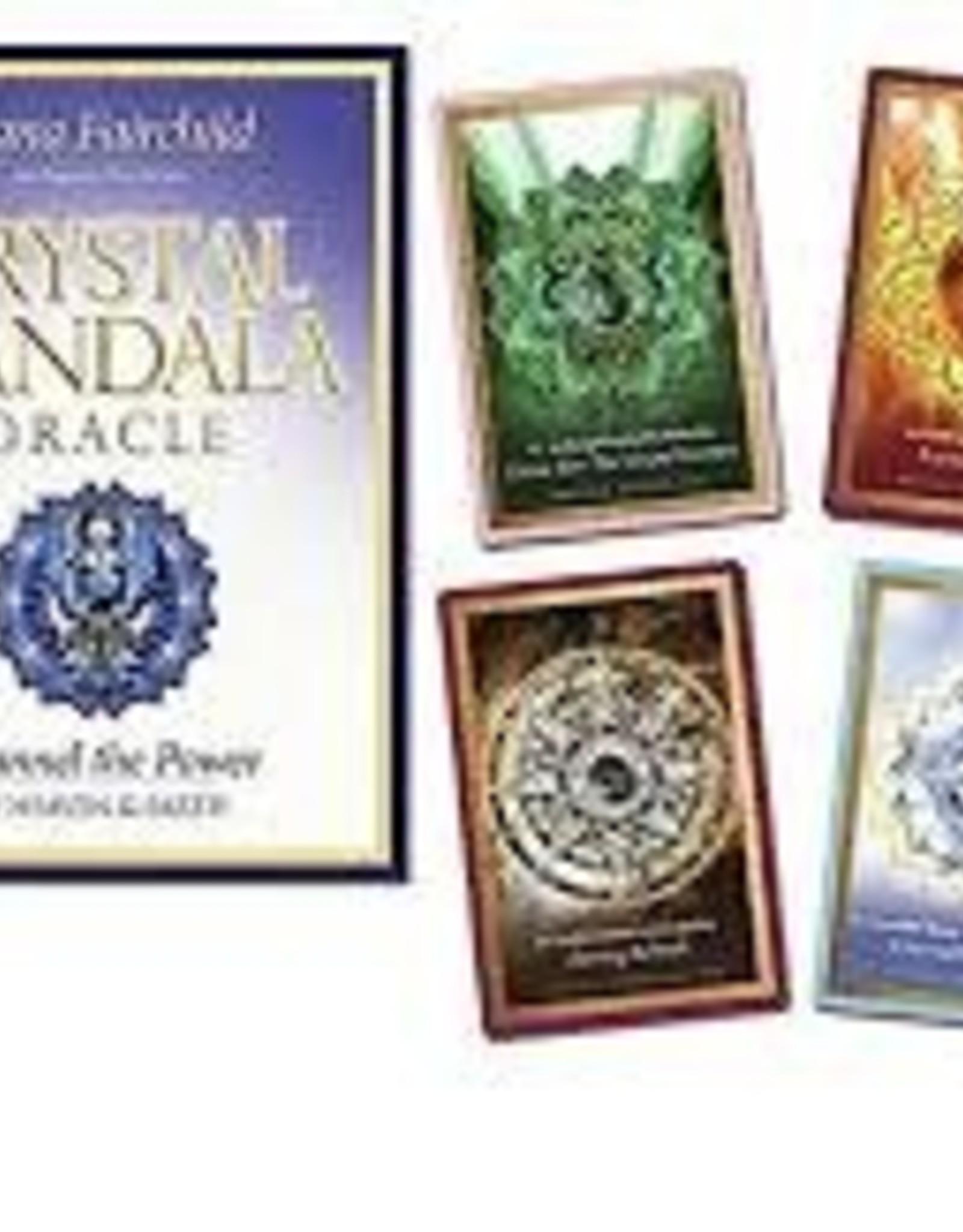 Deck: Crystal Mandala Oracle LLW