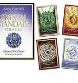 Llewellyn Deck: Crystal Mandala Oracle LLW