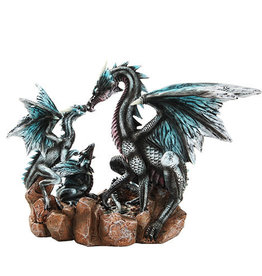 Statue Dragon Family PG