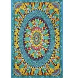 Tapestry Grateful Dead Terrapin Dance SJ