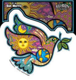 Sticker Peace Dove AFG