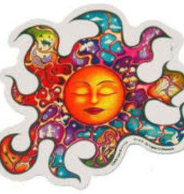 Sticker Dan Morris Sleeping Sun AFG