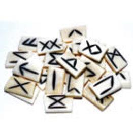 Rune Bones Set w/ Blue Bag AZ