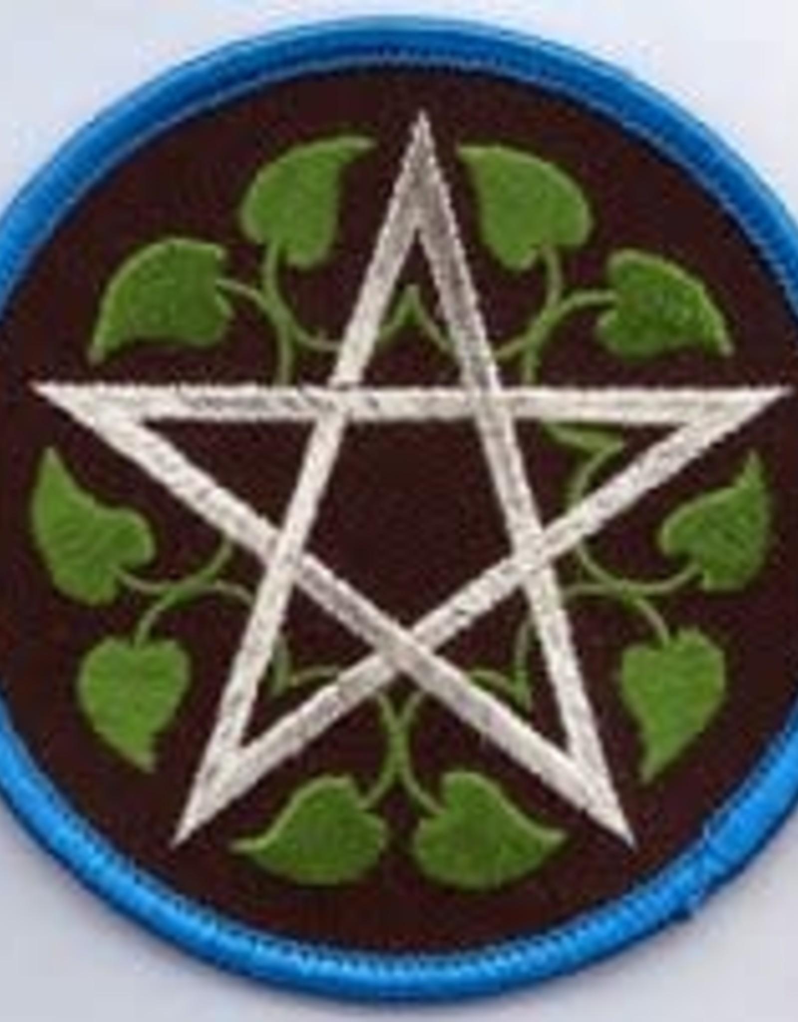 Patch Leafy Pentagram AZ
