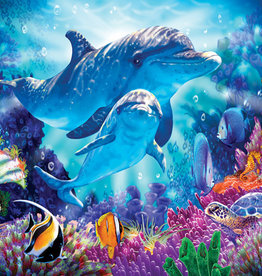 Puzzle Dolphin Guardian SO
