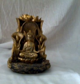 Backflow Burner Buddha Sitting FG