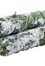 """Smudge Cedar and White Sage 4"""" DK"""