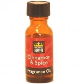 Oil Cinnamon & Spice Fragrance IK KE