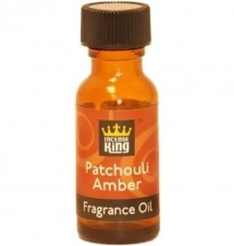 Oil Patchouli Amber Fragrance IK KE