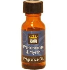 N/A Oil Frankincense & Myrrh Fragrance IK KE