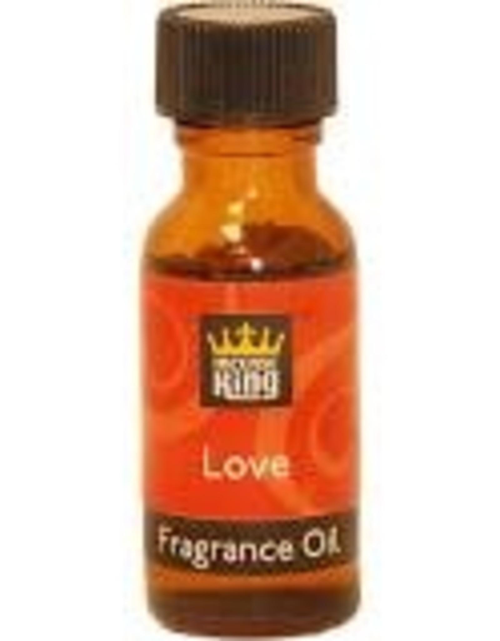 Oil Love Fragrance IK KE
