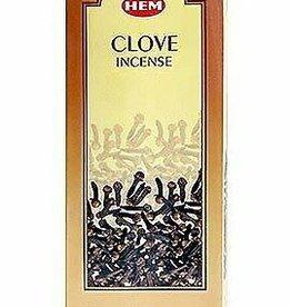 Incense Clove Hem Sm.