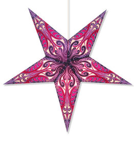 Star Lamp Andromeda Lavender WP
