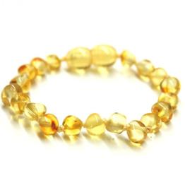 Bracelet Amber - Lemon Amber Sm MG