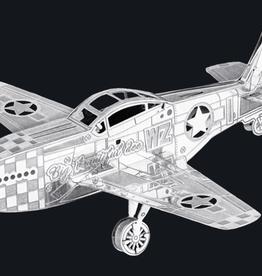 Metal Model P-51 Mustang FA