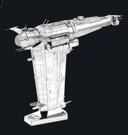Metal Model Resistance Bomber FA