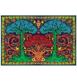 3D Tapestry Three Trees BEN