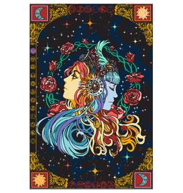 Tapestry 3D Celestial Zodiac BEN