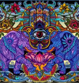 Tapestry Hamsa Dreams BEN