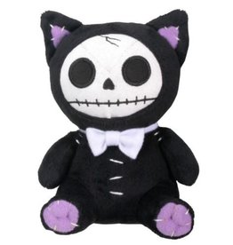 Furry Bones Black Mao-Mao Plush PG
