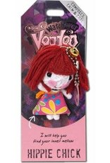 Voodoo Doll Hippie Chick VD
