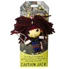 Voodoo Doll Captain Jack VD