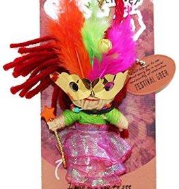 Voodoo Doll Festival Goer VD
