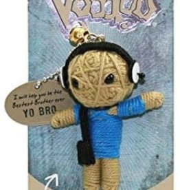 Voodoo Doll Yo Bro VD