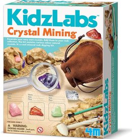 Toy Crystal Mining Kit (6pk) TS