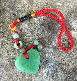 Jade Charm- Feng Shui Love ZOR