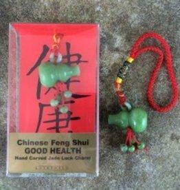 Jade Charm- Feng Shui Good Health ZOR