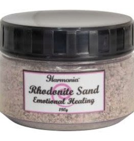 Crystal Sand Rhodonite Emotional Healing KE
