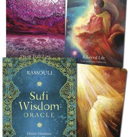 Deck Sufi Wisdom Oracle USG