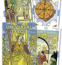 Deck- Universal Tarot LLW