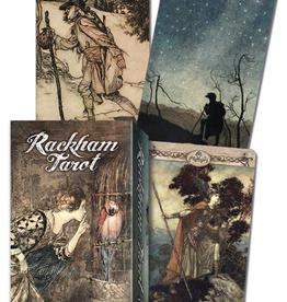 Deck- Rackham Tarot LLW