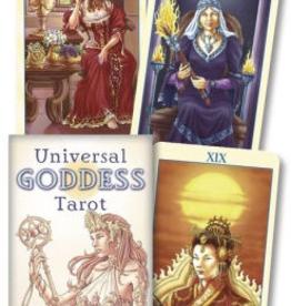 Deck Universal Goddess Tarot Deck LLW