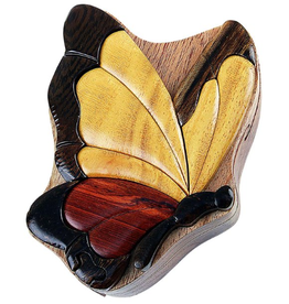 Puzzle Box Butterfly II HCFT