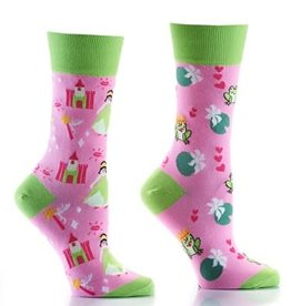 Socks- The Princess and the Frog Women's Crew GC