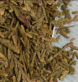Herb Cedar Leaf Red Cut/Sifted