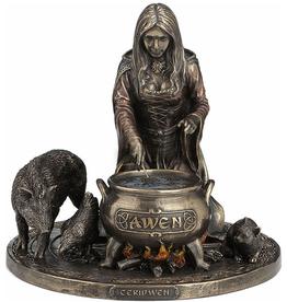 Statue Ceridwen USI