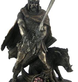 Statue Freyr USI
