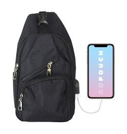 Day Pack Anti-Theft Regular Black CPL