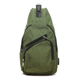 Day Pack Anti Theft Large Olive CPL